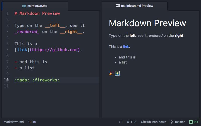 atom-html-preview