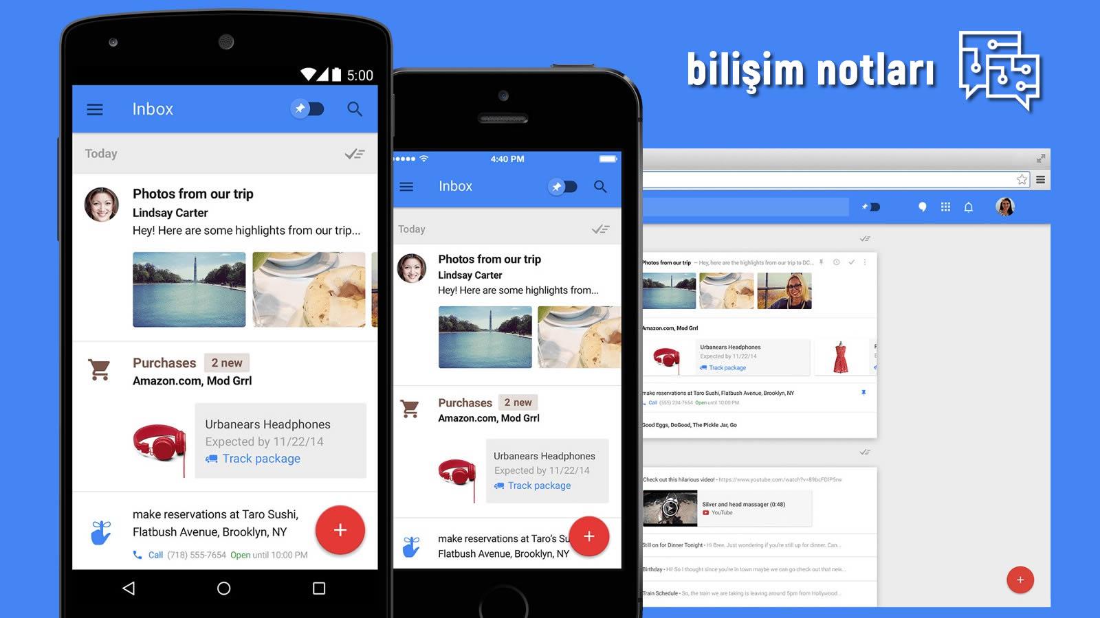 google inbox full platform support