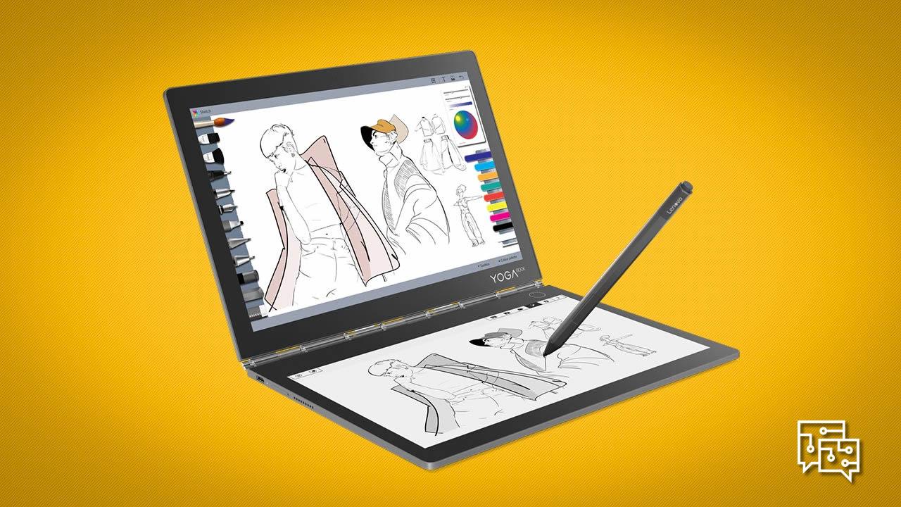 Lenovo YogaBook C390 E-ink Display