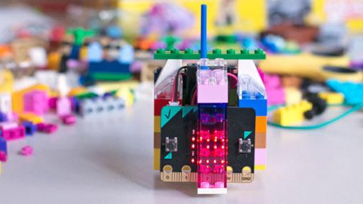 bbc-micro-bit ve lego